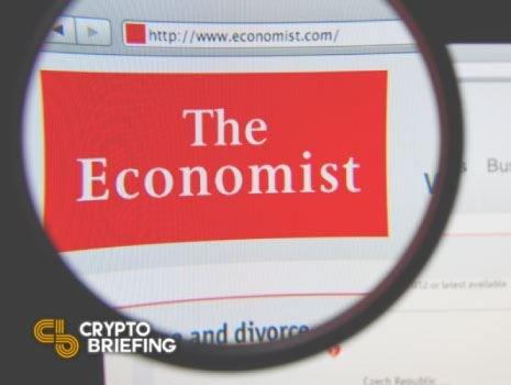 The Economist, Kapak Resmi NFT`Yİ 420.000 doların Üzerinde Satıyor